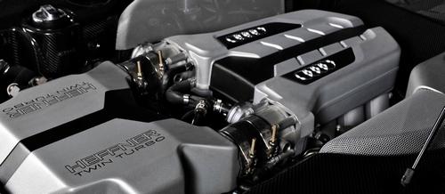 630馬力仕様!スーパーカー!アウディR8・ツインターボ仕様