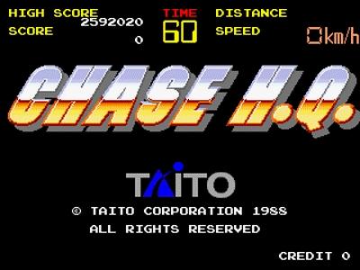 タイトー・チェイスHQのゲーム紹介・ゲームプレイ動画&ポルシェ928のオークション落札相場