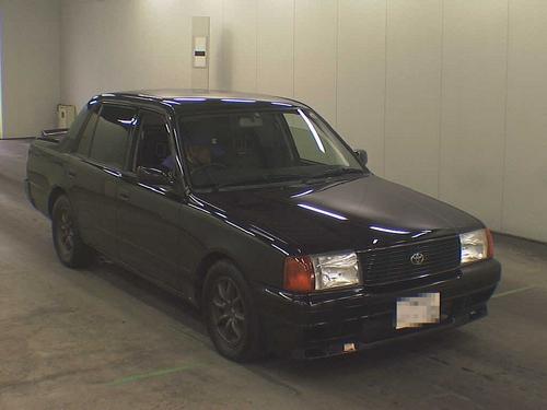 希少!トヨタ・コンフォートGT-Zの車両が中古車オークションで出品!!