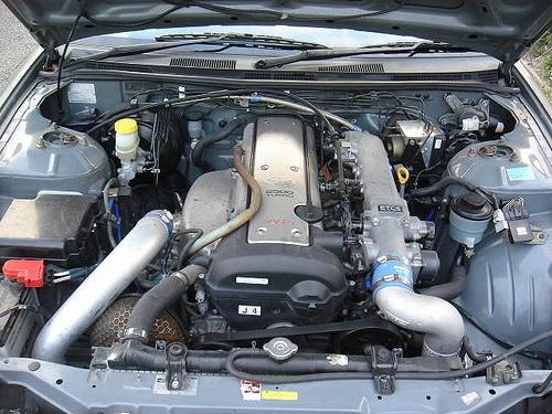 S15型シルビア・1JZ-GTEターボエンジン仕様&S15型シルビアコンバーチブルCM動画