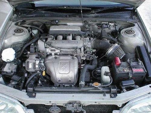 3S-GEエンジン換装公認!!V40型カムリ&初代セリカカムリのCM