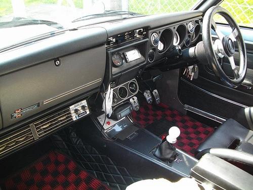 510系ブルーバード4ドア・SR20スワップ仕様&510系ブルーバードのCM動画