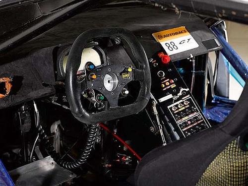 本物!ディアブロGT500レースカー&ディアブロ!ラッピングカラーチェンジ動画