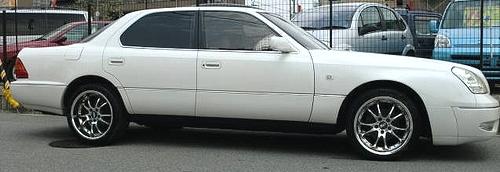 10系セルシオ!前後30セルシオ化カスタム&レクサス・LS400のCM動画