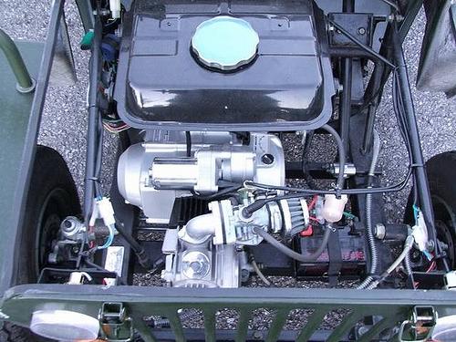 ミニジープ50cc&ミニジープの動画