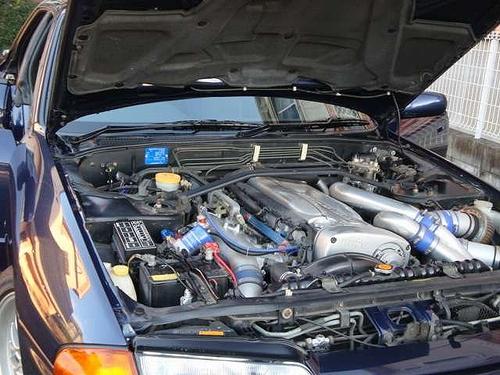 R32系スカイライン・GTS-4・RB26エンジン仕様&R32スカイラインGTSのCMPV動画