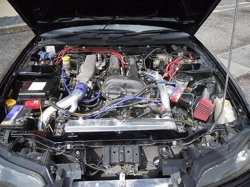 S15系シルビア・ヴァリエッタSR20DETエンジン仕様)&シルビア・ヴァリエッタの開閉動画
