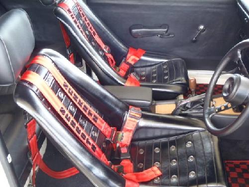 ハコスカ2000GT・GT-R仕様パワステエアコン付き&ハコスカによるドリフト動画