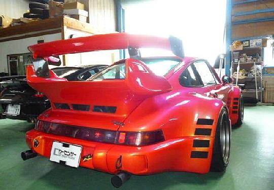 930(964エンジン)RWBエアロ_3