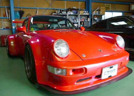 930(964エンジン)RWBエアロ_4