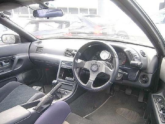 R32型スカイラインGTS-t・ビス留めフェンダー!&R32(NA)マフラーサウンド動画