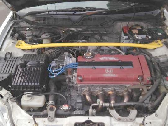 タイプR仕上げB16Bエンジン換装!EK4ホンダ・シビック&1977年シビックのCM