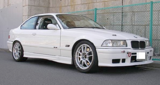 BMWサーキット仕様_1