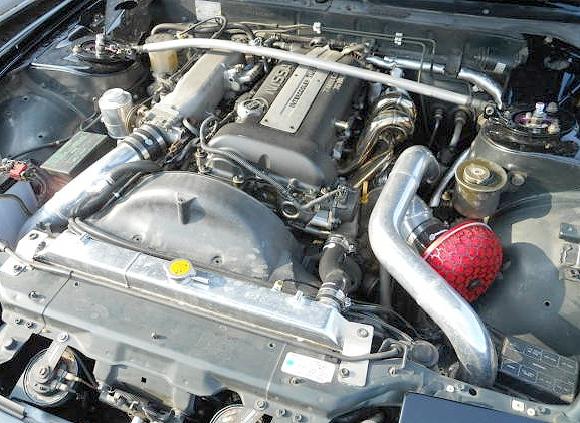 日産180SX・ワイド化!S15エンジンNISMO6速MT&JDM!180SXのPV動画