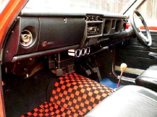 極美車!510型ブルーバード&福岡カスタムカーショーの動画