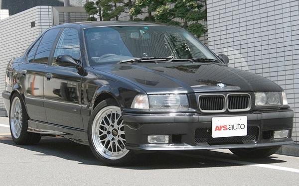 Z3用3.2Lエンジン公認!E36型BMW328i・&マウンテンドリフトの動画