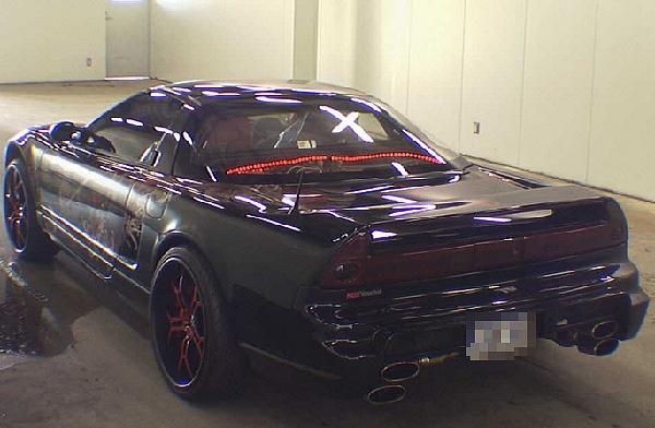 LUG系!龍の絵柄・梵字NSX(NA1)&GT500・NSXエプソンの動画