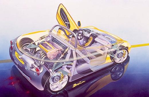希少!ルノースポールスピダー&Renault Sport Spiderの動画