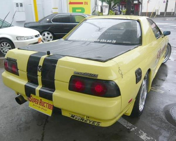 トラック仕様!希少R32スカイラインGTE&RB20Eのマフラーサウンド動画
