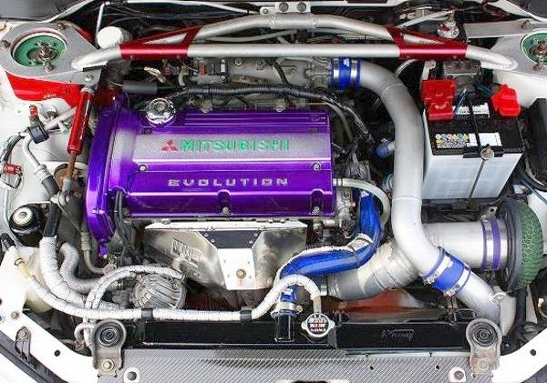 GT3037Sタービン!CT9A型ランサーエボリューションⅦ&ランエボⅦのマフラーサウンド動画