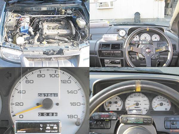 チューニングマシン(N23W)三菱RVR&RVRのCM動画