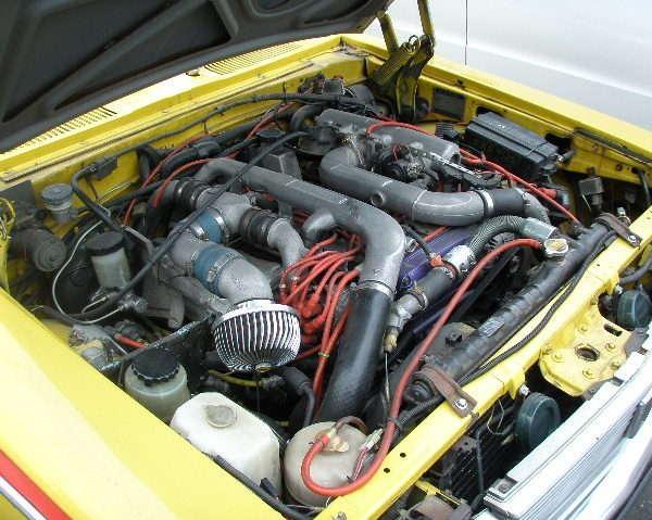 1Gエンジン換装・MS50型クラウン・ステーションワゴン