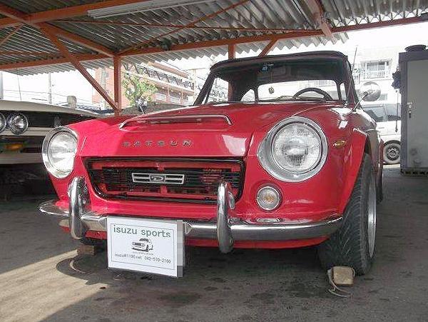 SR20DEエンジン換装公認!SRL311系ダットサンフェアレディ&当時!1966年日本グランプリの動画