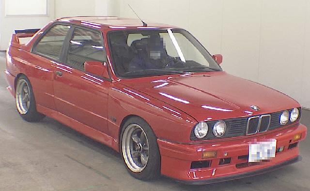 2012年3月BMW(E30)M3・BMW(NB50)M5のオークション落札相場