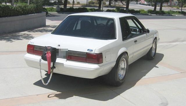 2JZエンジン搭載1993年フォードマスタング&1986年マスタングのCM動画