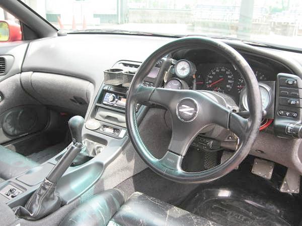 部品取り車・GT2530タービン取り付け!Z32系フェアレディZ&1991年Z32フェアレディZのCM動画(海外)