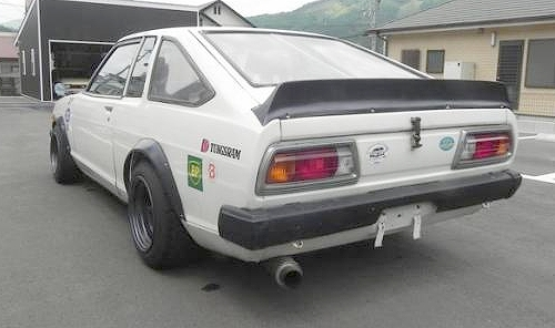レースマシン仕様B310型ダットサン・サニークーペ&当時1980年サニーのCM動画
