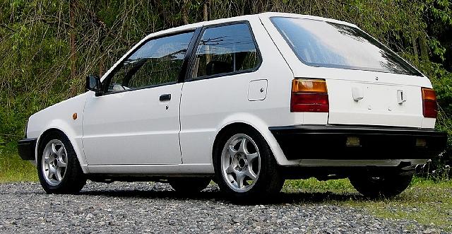 希少!K10型マーチR&当時1993年全日本ラリーの動画
