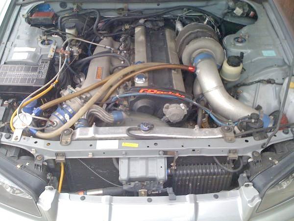 ER34スカイラインRB25改2.8T78NOSスカイライン20120607_3