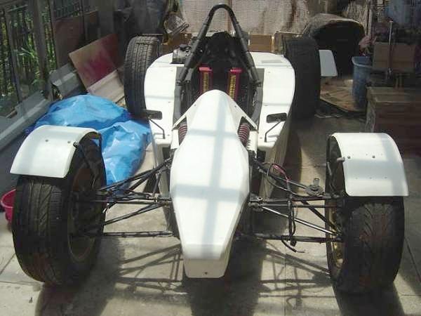 ワンオフ!自作?不明レースカー&2012年 日産R381のサウンド動画