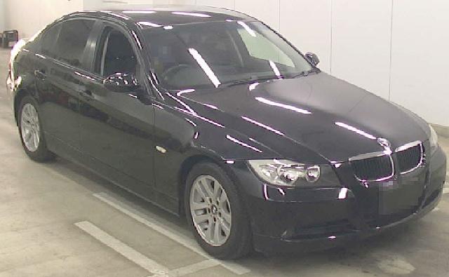 2012年3月BMW・320i(E90型)3シリーズのオークション落札相場