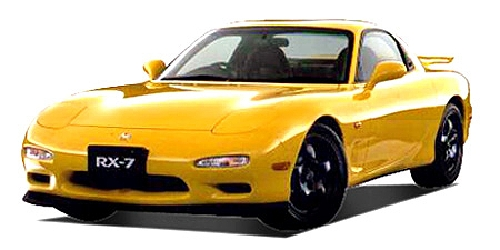 RX7黄色元20120612