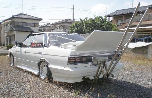 ハイソカー!街道!当時仕様GX71マーク2&80年代の日本(池袋)の動画
