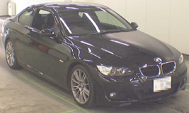 2012年4月BMW(WA20型)320i・Mスポーツのオークション落札相場