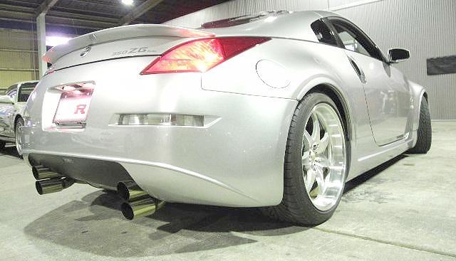 ツインターボ化!Z33型フェアレディZ&GT500マシン!ニスモZのマフラーサウンド動画