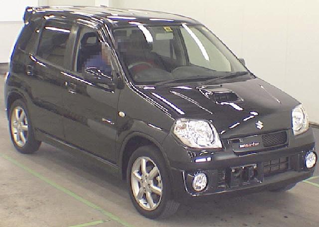 2012年5月スズキ・Keiワークス4WDのオークション落札相場