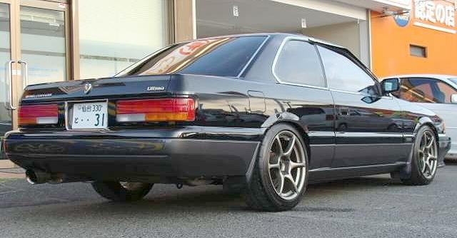 GT-RSタービン5速マニュアル!F31型レパード&インフィニティM30のマフラーサウンド動画