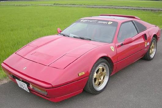 フェラーリ328GTSレプリカ20120715_1