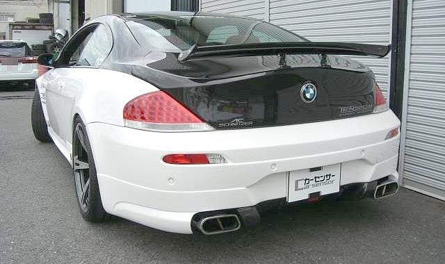 限定車!BMW・M6ストリートテンション(E63型)&所印の車はエライ「バブル崩壊記念」動画