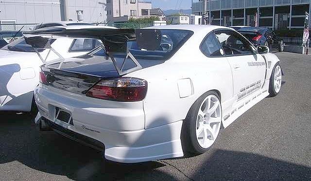 ワイド化・GT2835Rタービン・S15系シルビア&秋葉原UDX痛車スナップ(320~329)の動画