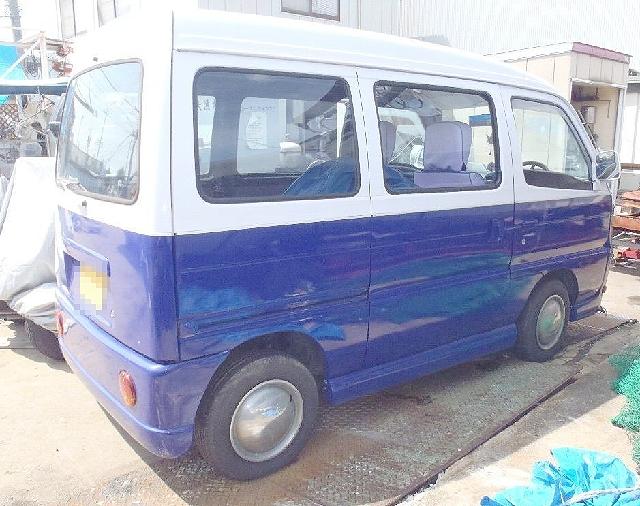 部品取り車ワーゲンバス仕様・スズキエブリイ(V-DE51V型)&1999年スズキエブリイのCM動画