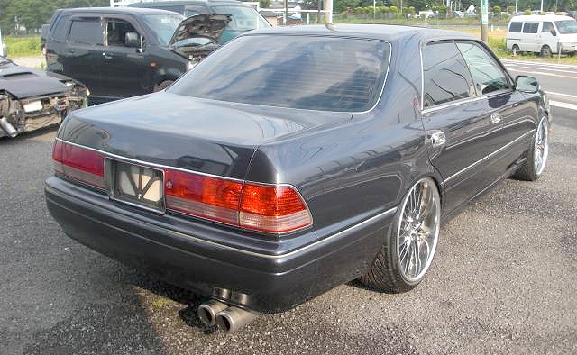 100系1JZエンジン換装!15型クラウン&1997年トヨタ・クラウンのCM動画