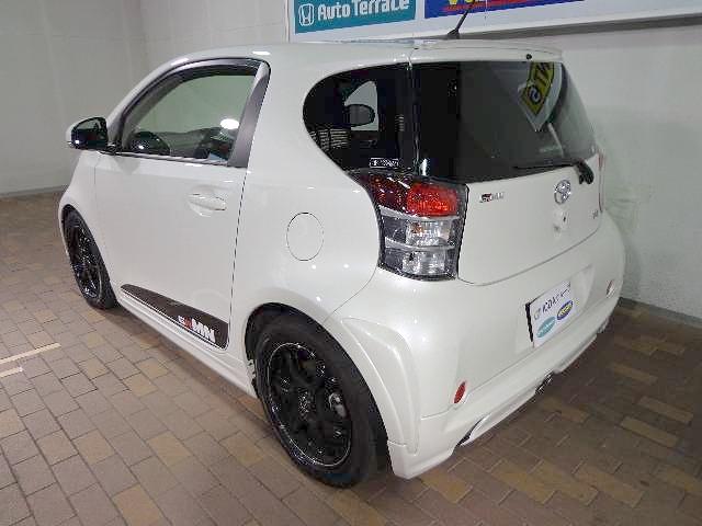 限定車・トヨタiQ・ガズーレーシング&限定車iQスーパーチャージャーの動画