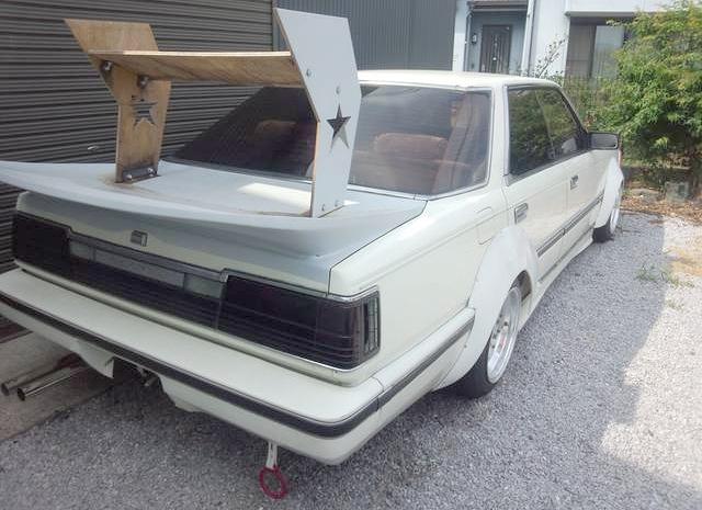 街道レーサー化!日産Y30型セドグロ&1987年日産セドリック(Y31型)のCM動画