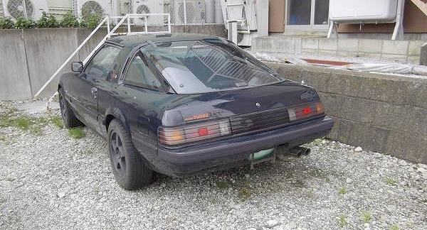 部品取り車・サバンナRX-7・GTターボ(SA22C系)&1982年マツダ・コスモサルーンのCM動画