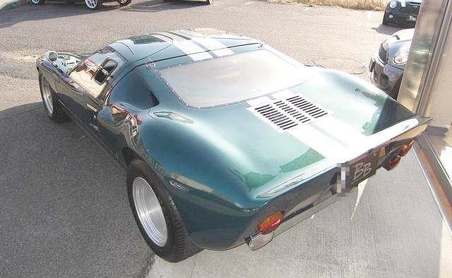 名車!フォードGT40レプリカ&フォルツァモータースポーツ4よりGT40の組み立て動画